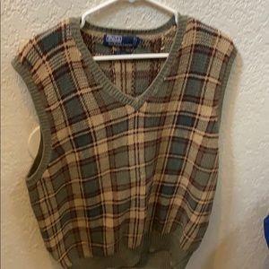 Vintage polo Ralph Lauren linen sweater. Gorgeous!